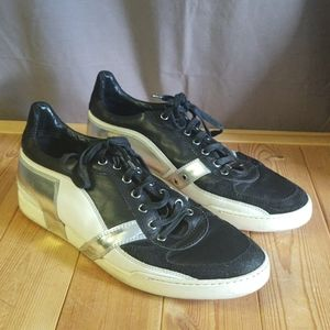 Dior Homme Silver White Black Sneakers EU 43.5